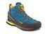 La Sportiva Boulder X Mid GTX - Chaussures Homme - gris/bleu